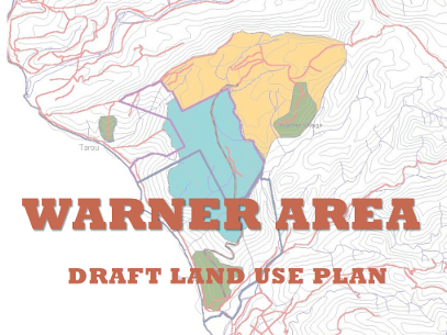 Click to view the Warner proposed Land Use Plan (PDF, 1.01 MB)